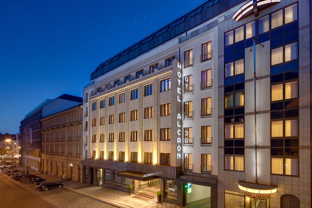 Hotelu Radisson Blu Alcron Praha 4