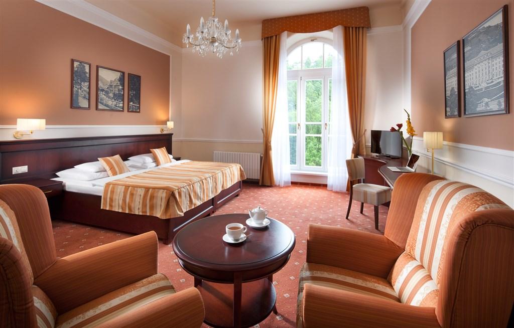 HotelRadium Palace Jáchymov