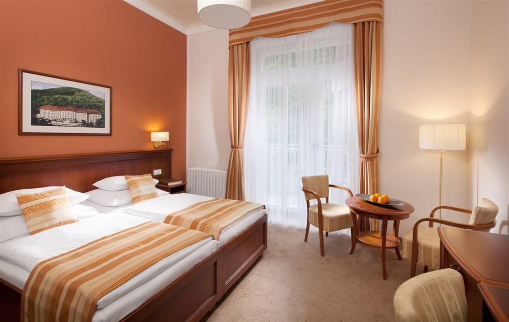 Hotelu Radium Palace Jáchymov 2
