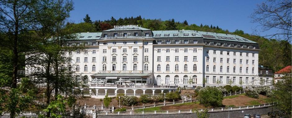 Hotelu Radium Palace Jáchymov 3