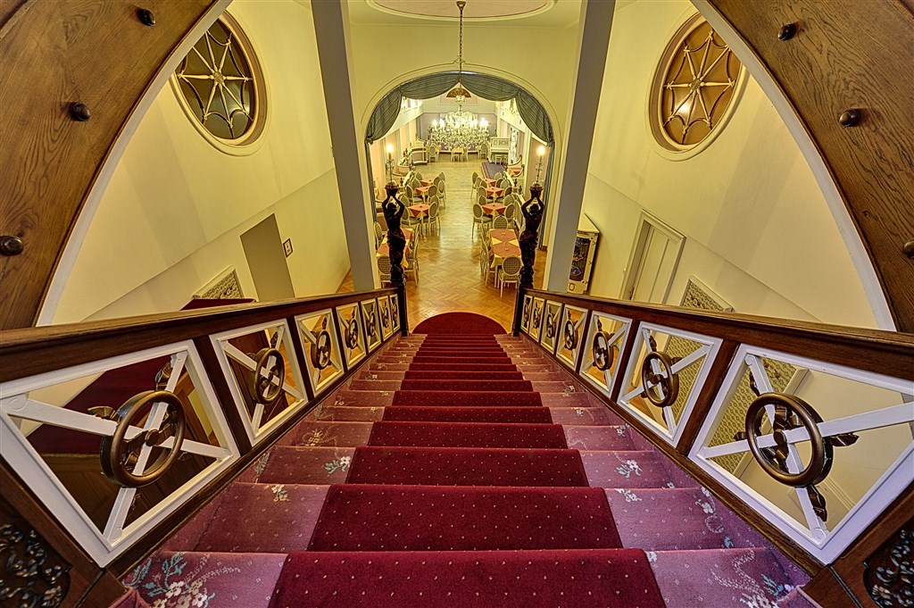 Hotelu Radium Palace Jáchymov 9