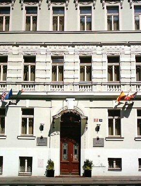 Hotelu Raffaello Praha 6