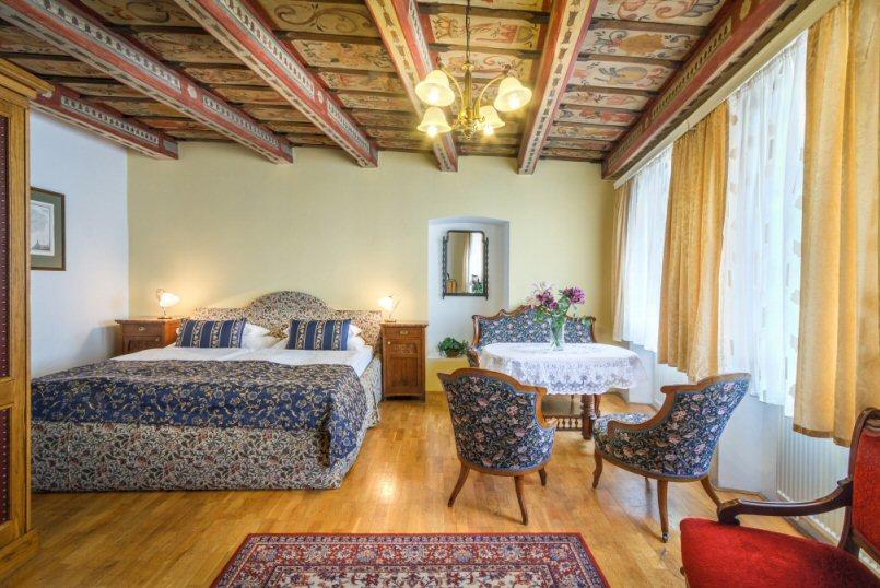 Hotelu Červený Lev Praha 5