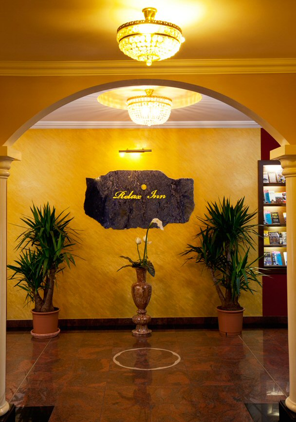 Hotelu Relax Inn Praha 5