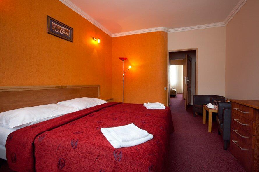 Hotelu Relax Inn Praha 8