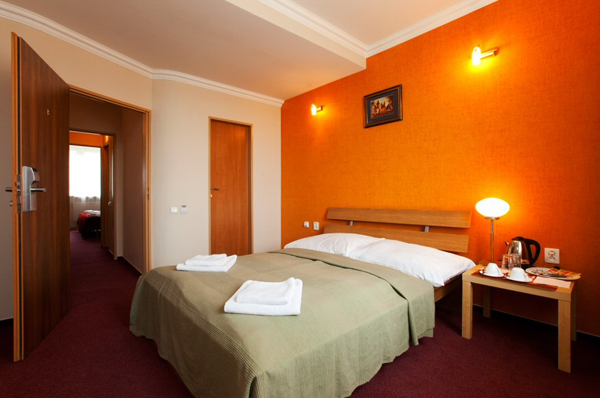 Hotelu Relax Inn Praha 9