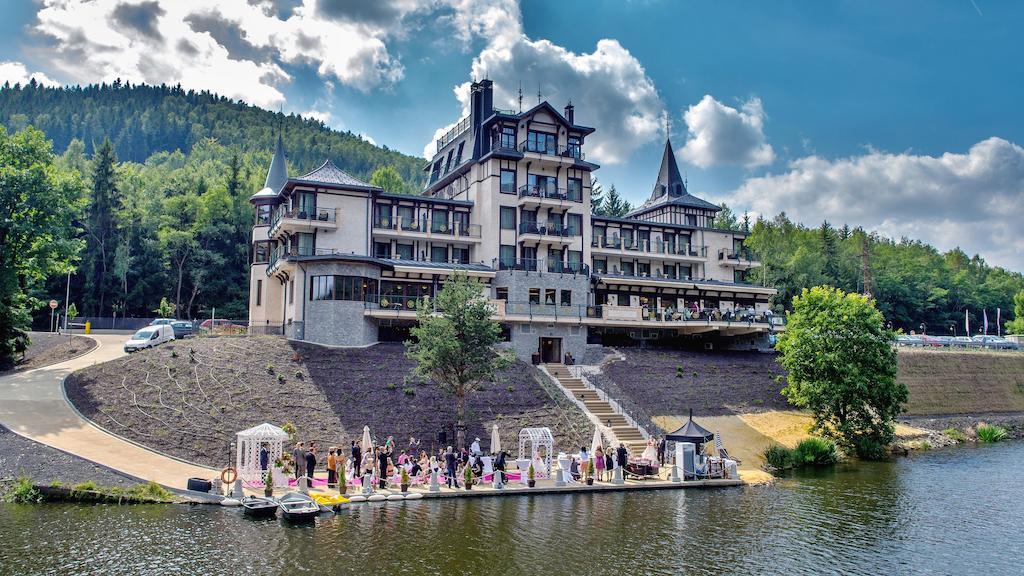 Hotel Retro Riverside Karlovy Vary
