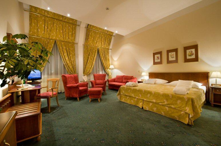 Hotel EA Rokoko fotografie 4