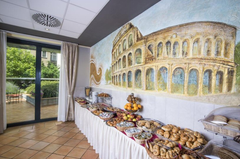 Hotel Roma fotografie 9