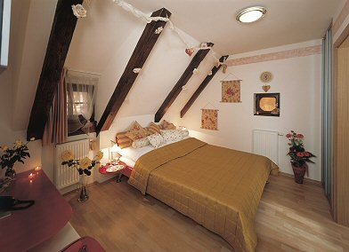 HOTEL ROMANTICK ČESKÝ KRUMLOV