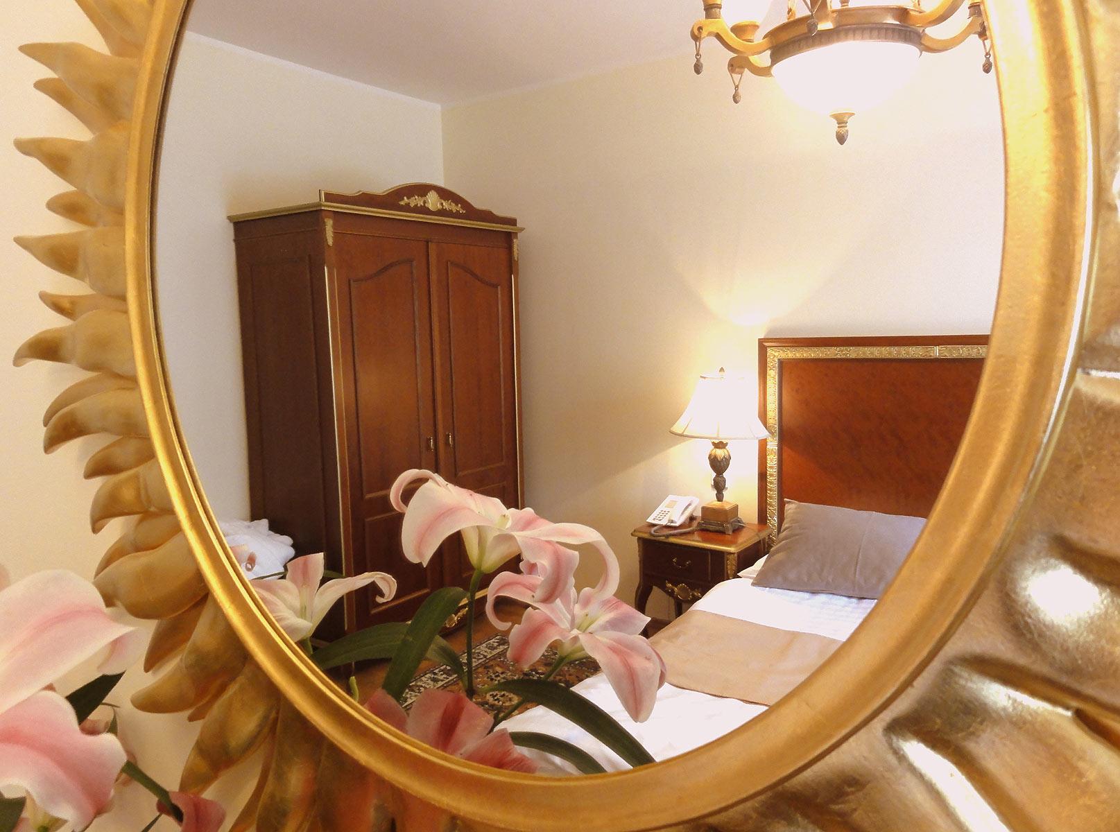 Hotelu Residence Romanza Mariánské Lázně 1