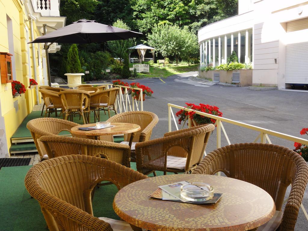Hotelu Residence Romanza Mariánské Lázně 10