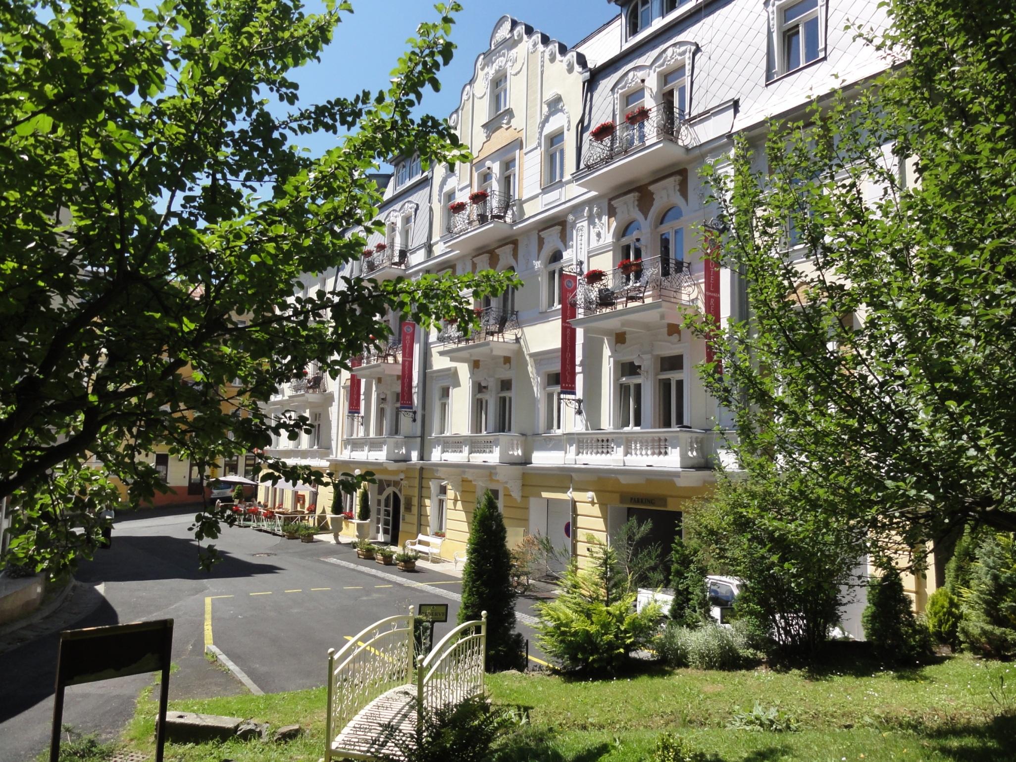 Hotelu Residence Romanza Mariánské Lázně 3
