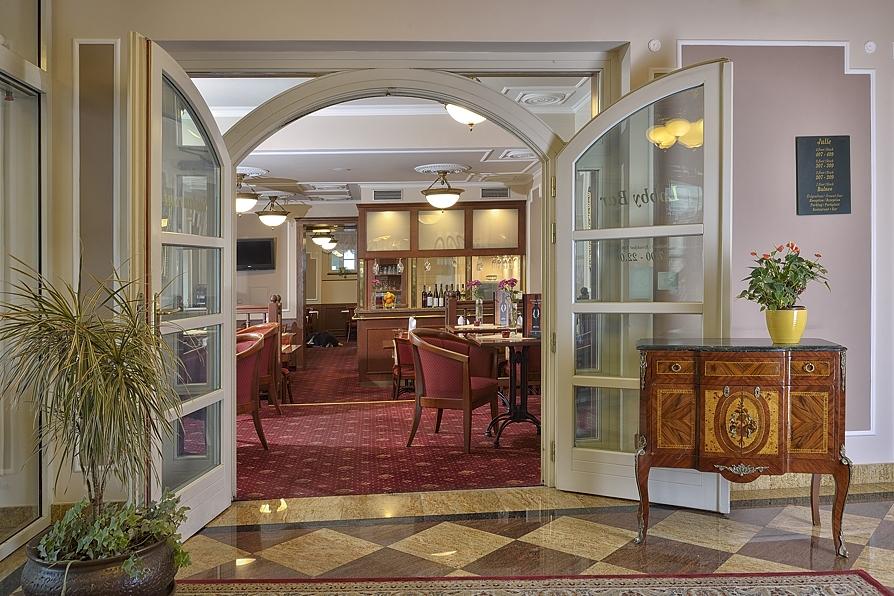 Hotelu Residence Romanza Mariánské Lázně 4