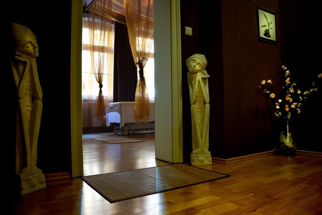 Hotelu Residence Romanza Mariánské Lázně 9