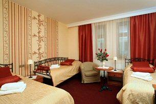 Hotel Roudná Plzeň