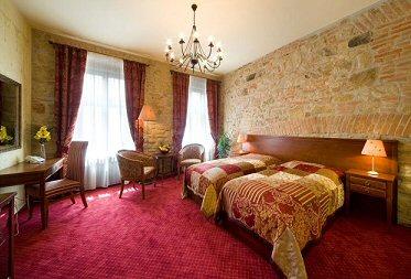 Hotelu Rous Plzeň 1