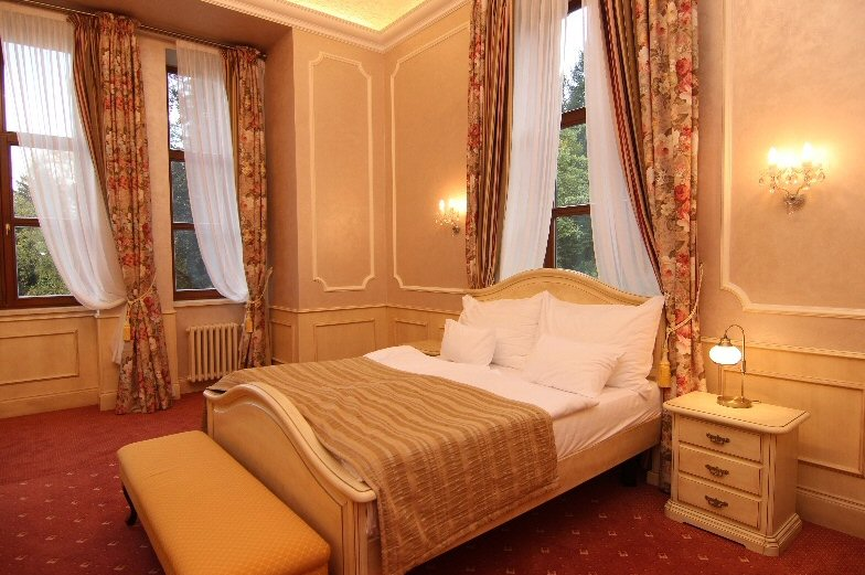 Hotel Royal Golf Karlovy Vary