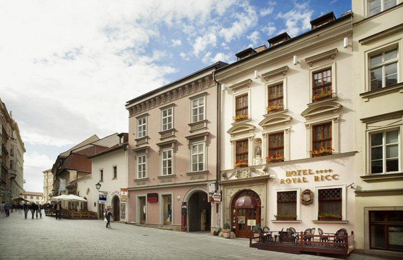 Hotelu Royal Ricc Brno 3