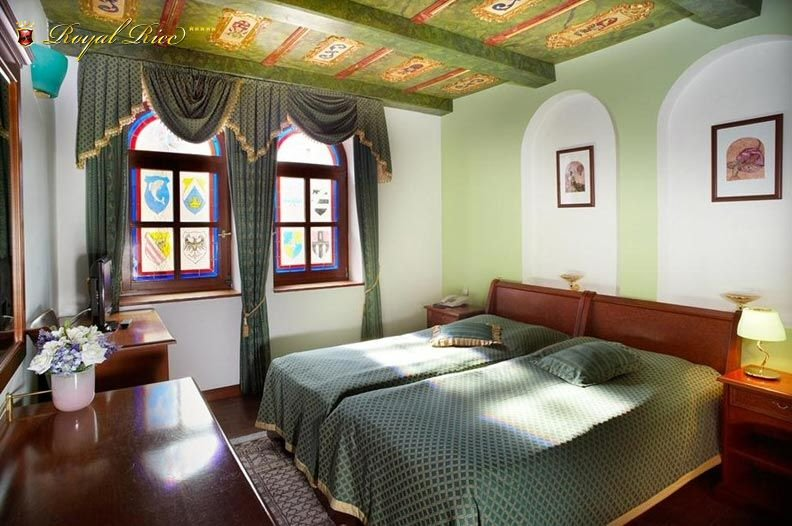 Hotelu Royal Ricc Brno 5