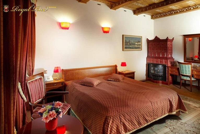 Hotelu Royal Ricc Brno 6
