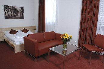 Hotelu Ruby Blue Ostrava 1