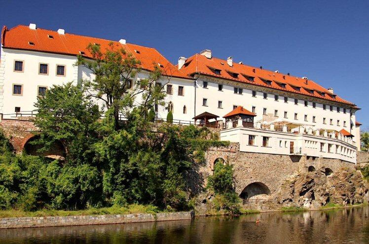 Hotelu Růže Český Krumlov 3