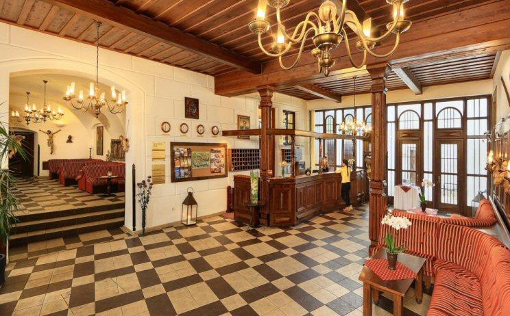 Hotelu Růže Český Krumlov 4