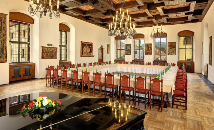 Hotelu Růže Český Krumlov 7