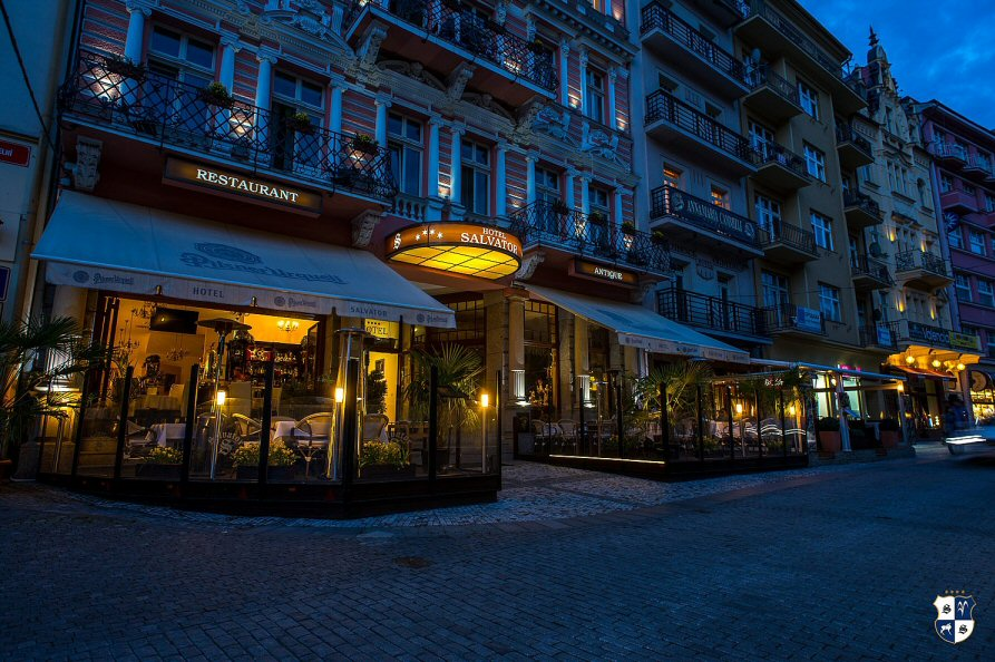 Hotelu Salvator Karlovy Vary 4