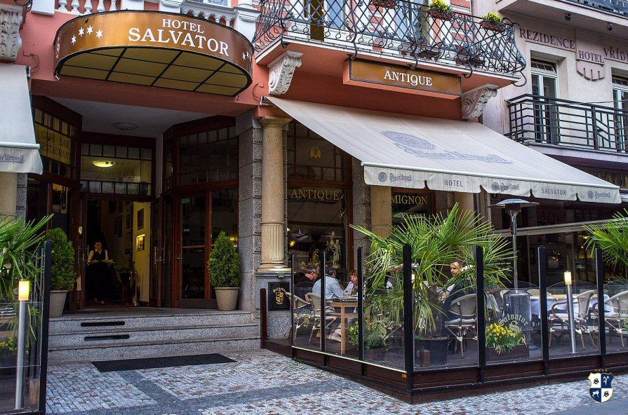 Hotelu Salvator Karlovy Vary 6