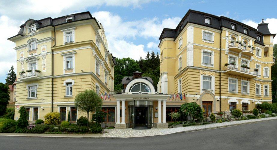 Hotelu San Remo Mariánské Lázně 2