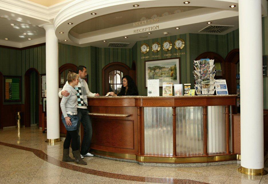 Hotelu San Remo Mariánské Lázně 3