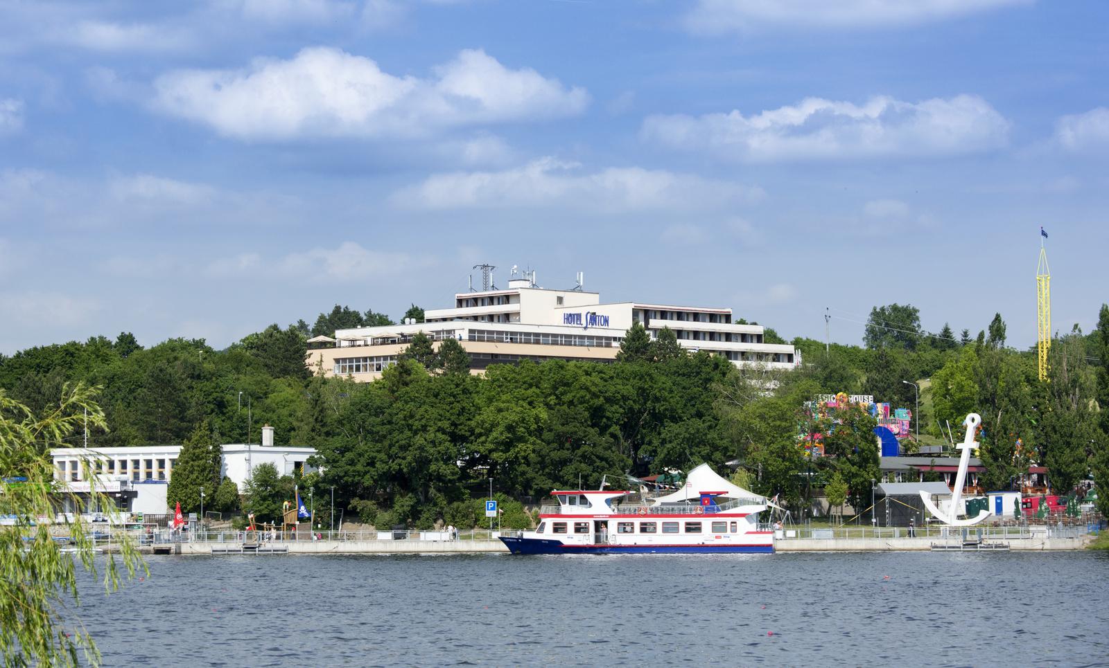 Hotelu Orea Resort Santon Brno 9
