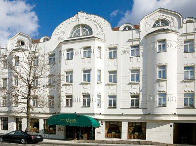 Hotel Savoy fotografie 3