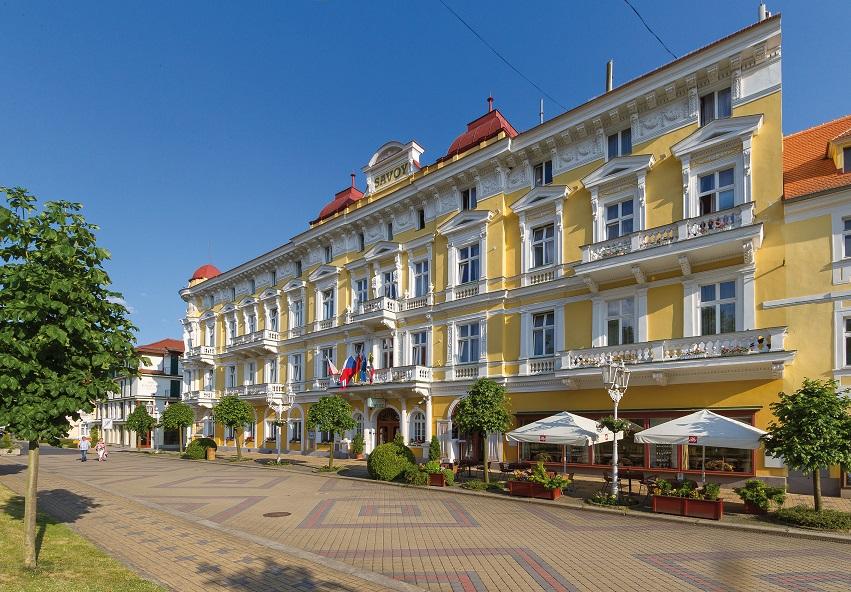 Hotelu Savoy Františkovy Lázně 1