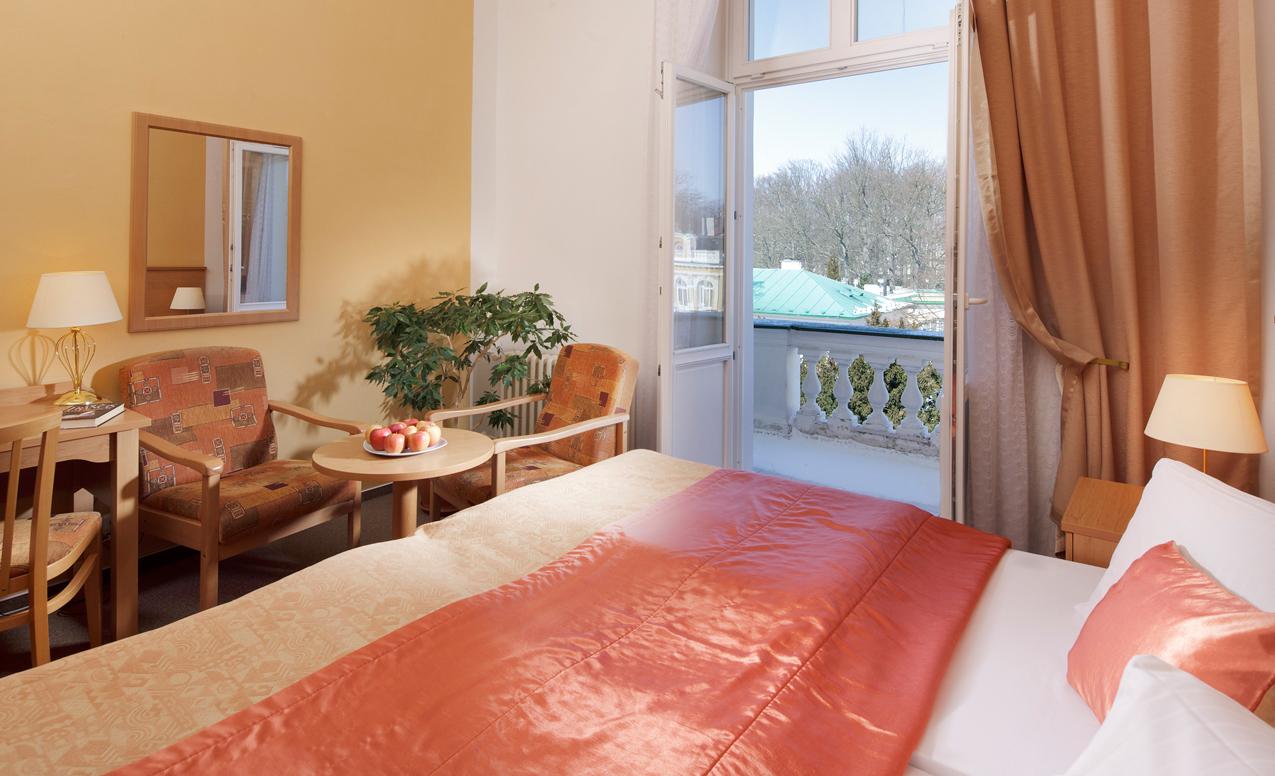 Hotelu Savoy Františkovy Lázně 2