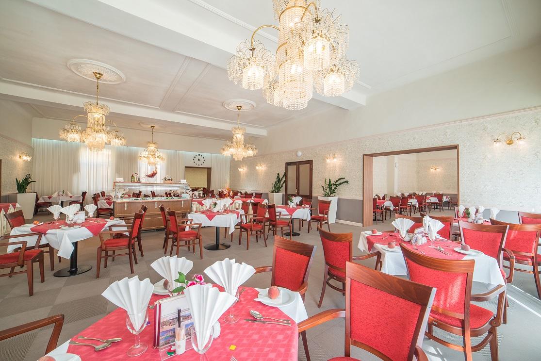 Hotelu Savoy Františkovy Lázně 8