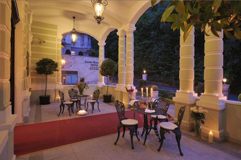 Hotelu Savoy Westend Karlovy Vary 7