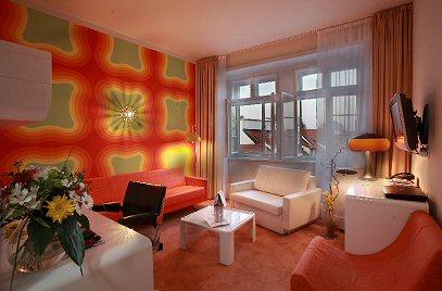 Hotel Vintage Design Sax fotografie 3