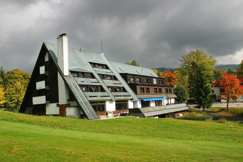 HotelŠedý Vlk Harrachov