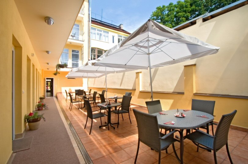 Hotelu Seifert Praha 11