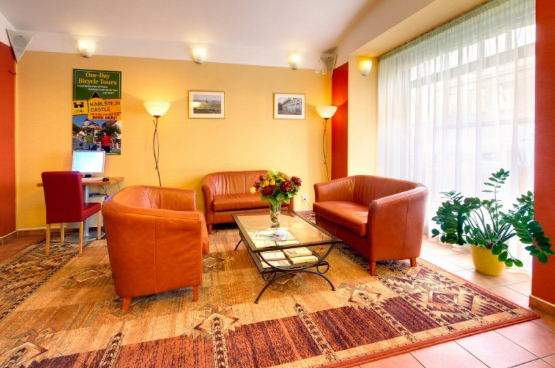 Hotelu Seifert Praha 6