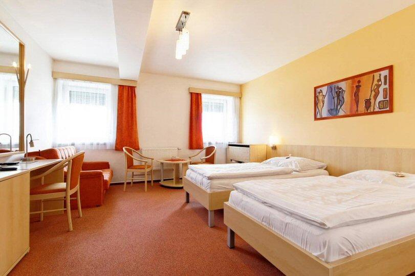 Hotelu Senimo Olomouc 2
