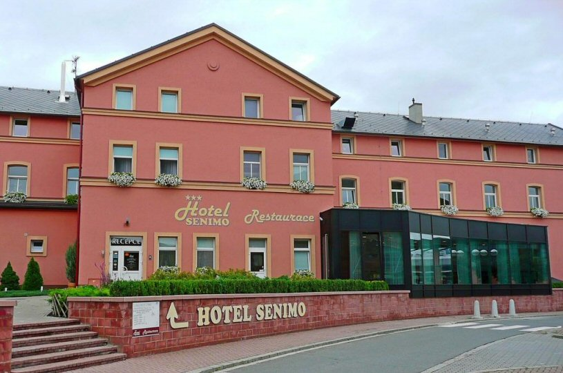 Hotelu Senimo Olomouc 4
