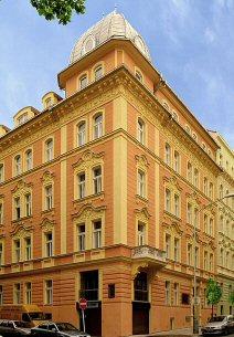 Hotelu Sibelius Praha 3