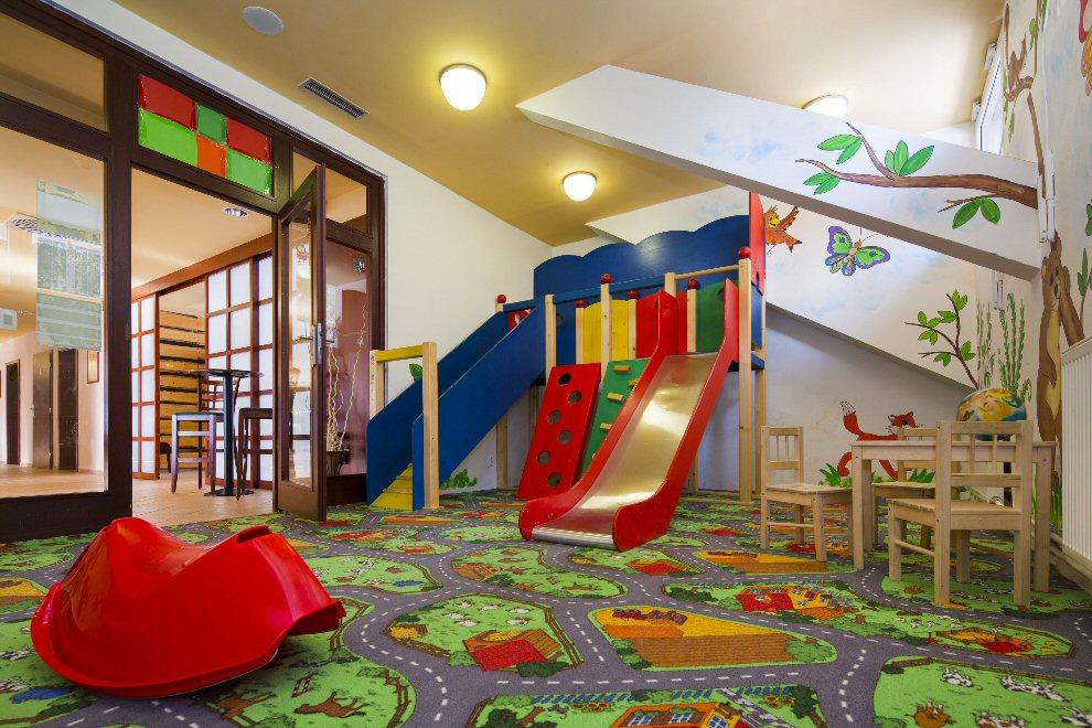 Hotelu Orea Resort Sklář Harrachov 11