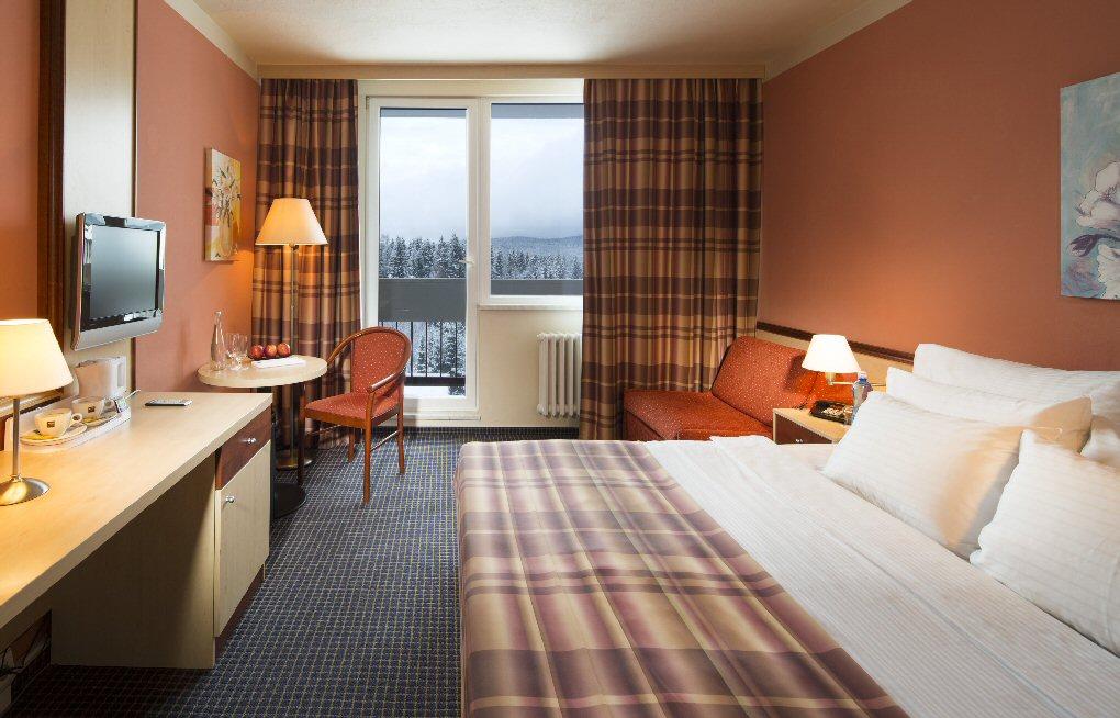Hotelu Orea Resort Sklář Harrachov 12