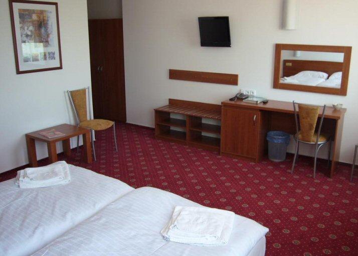 Hotelu Slavia Praha 3