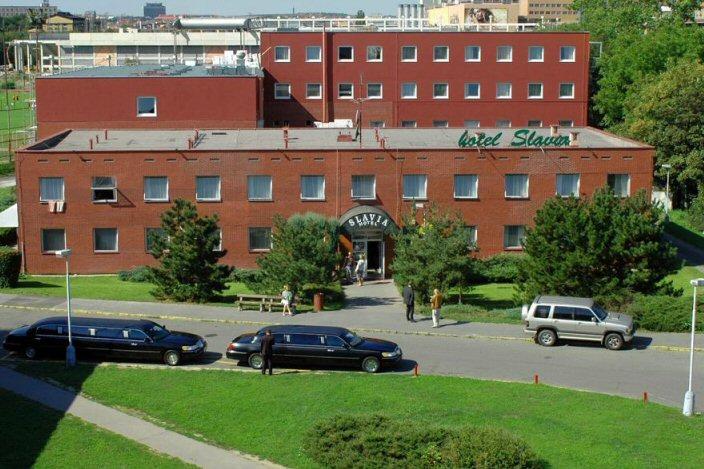 Hotelu Slavia Praha 4